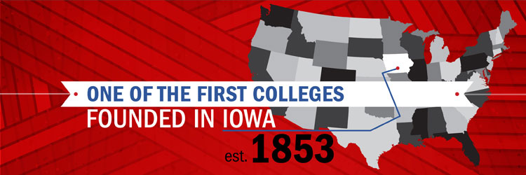 One of the first colleges founded in Iowa
