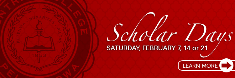 Join us for Scholar Days in February