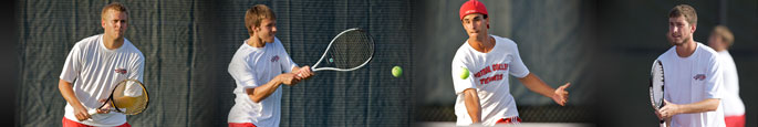 tennismens banner