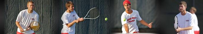 tennismens banner