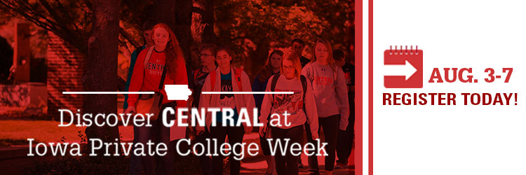 Join us for Iowa Private College Week!