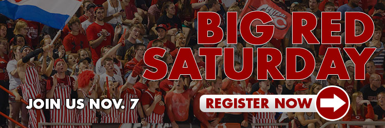 Big Red Saturday!