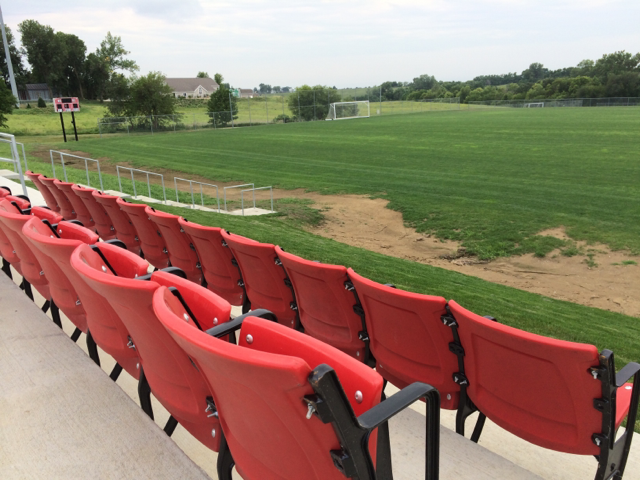 Soccer Seating