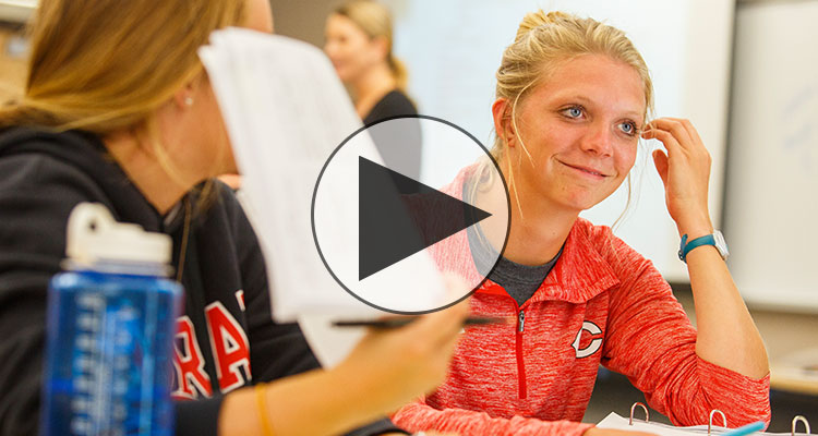 Central College Education Video